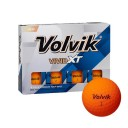 Volvik Vivid XT Golf Balls - Orange